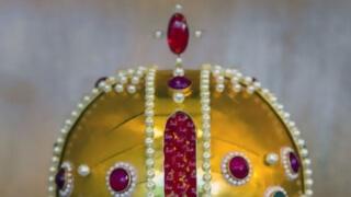 Българската царска корона е изработена от 1,5 кг злато