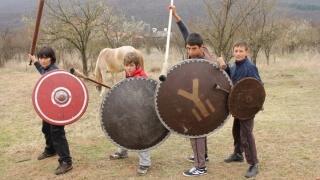 Старозагорска прабългарска школа открива Аул на 3 декара
