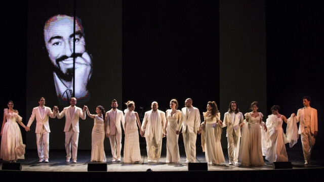 Опера, поп и джаз в суперспектакъл за Лучано Павароти в България