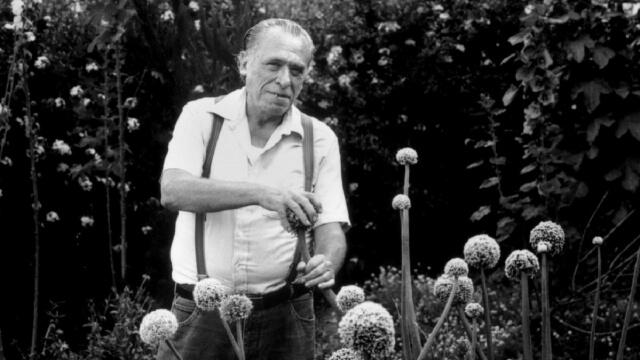 Чарлз Буковски: Красивите мисли и красивите жени никога не се задържат