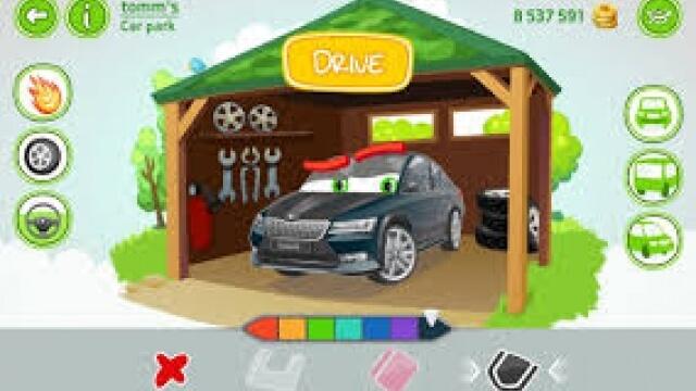 Директна предавка: Децата се учат да шофират с SKODA LittleDriver