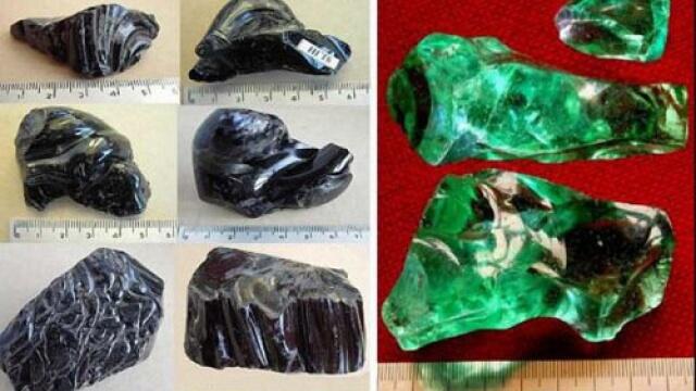 Учени откриха уникални диаманти в метеоритен кратер