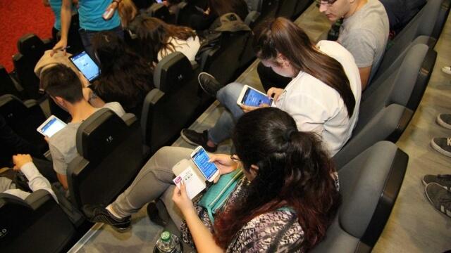 Мобилно приложение помага да се ориентираме професионално