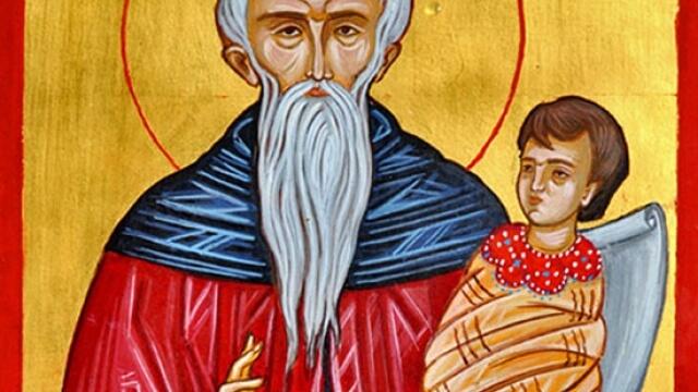 Почитаме св. Стилиян - покровител на децата