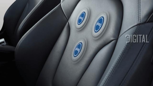 """""""Умна"""" авто седалка следи здравето на шофьора"""