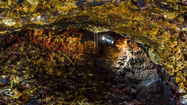 Исландия превръща изстинал вулкан в забележителност