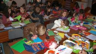 Работилница на Дядо Коледа отвори в музея в Благоевград