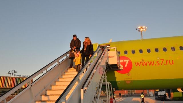 1452 бебета са кацнали от Москва във Варна през годината