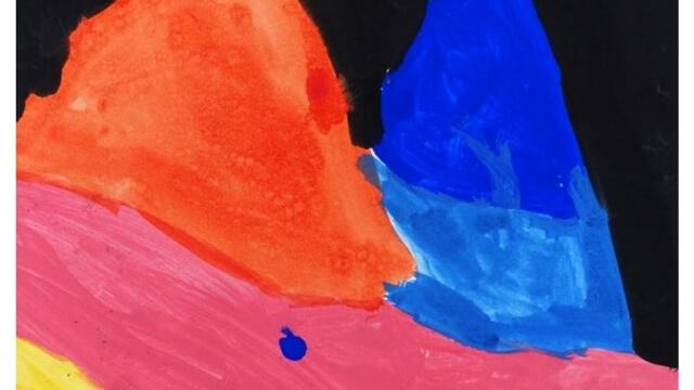 Петгодишно дете открива самостоятелна изложба