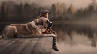 Чистата радост на детството в кадрите на Елена Шумилова
